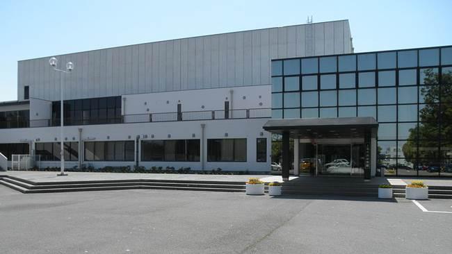 上尾市民体育館のトレーニング室